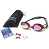 POQSWIM Aqua Sphere Mirrored Swim Goggle 8300