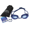 POQSWIM Vanquisher 2.0 Adult Swim Goggle with Clear Lens